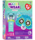Ty Beanie Boos Make & Wear Mask Kit-Leona The Leopard