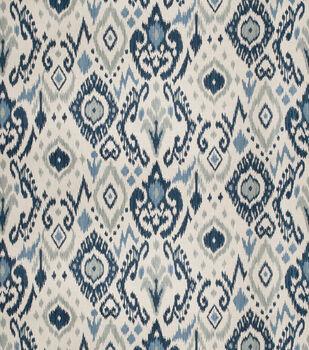 "Eaton Square Upholstery Decor Fabric 54""-Frisco/Blue"