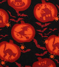 Halloween Cotton Fabric 43\u0022-Witching Hour