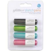 Silhouette America Inc Glitter Sketch Pens, , hi-res