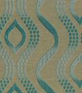 Lightweight Decor Fabric 54\u0022-Elite Caprizzio Teal