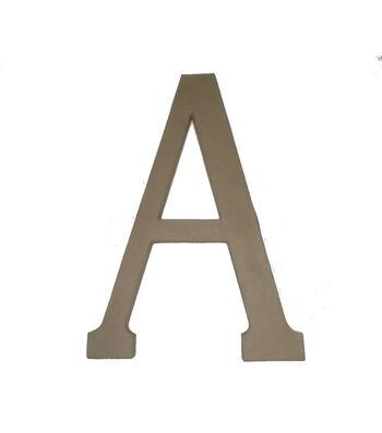 """Fab Lab Paper Mache 23.5"""" Letter"""