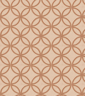 "Eaton Square Lightweight Decor Fabric 51""-Alana/Spice"