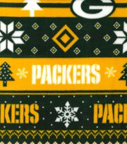 Green Bay Packers Fleece - Fair Isle, , hi-res