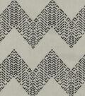Waverly Lightweight Decor Fabric 57\u0022-Edgy/Shale