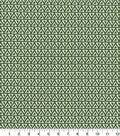 Quilter\u0027s Showcase Cotton Fabric 44\u0022-Triangles Hunter
