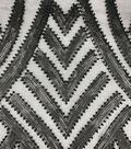 Gianna Abstract Glitter Sequins Fabric 56\u0027\u0027