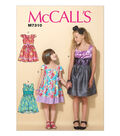 McCall\u0027s Girls Dress-M7310