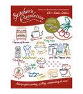 Aunt Martha\u0027s Stitcher\u0027s Revolution Iron-On Transfers-Kitchen Inspirations