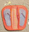 Kwik Sew Pattern K4166 Appliqued Flip Flop Cases