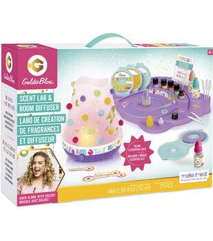 GoldieBlox Scent Lab & Room Diffuser