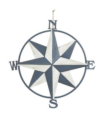Seaport Compass Wall Decor