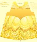 Disney Princess Belle Cotton Girl\u0027s Apron Panel Fabric