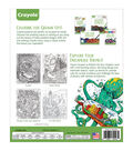 Crayola Escapes Coloring Book 8\u0022X10\u0022-Dream Escapes