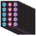 Trend Enterprises Inc. Earth & Space/Grape Stinky Stickers, 60 Per Pack