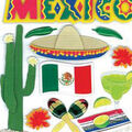 EK Success Dimensional Stickers-Mexico