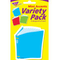 Bright Books Mini Accents Variety Pack, 36 Per Pack, 6 Packs