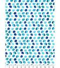 Nursery Cotton Fabric 43\u0027\u0027-Gordan Dots
