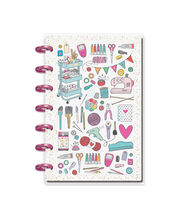 The Happy Planner Girl Mini 12 Month Planner-Miss Maker, , hi-res