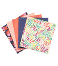 Park Lane Paperie 34 pk Printed Cardstock Collection Pad-Conservatory