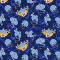Disney\u0027s Aladdin Genie Cotton Fabric