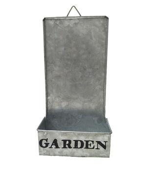 In the Garden Metal Wall Decor-Garden