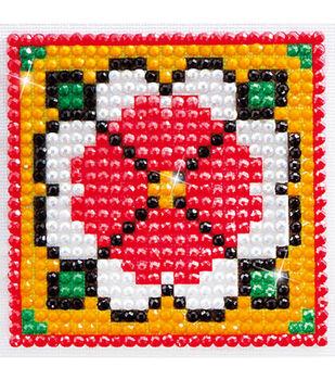 Diamond Dotz Diamond Embroidery Facet Art Kit 4.75''X4.75''-Morocco
