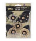 Prima Marketing Time Traveler\u0027s Memories In Time Paper Flowers