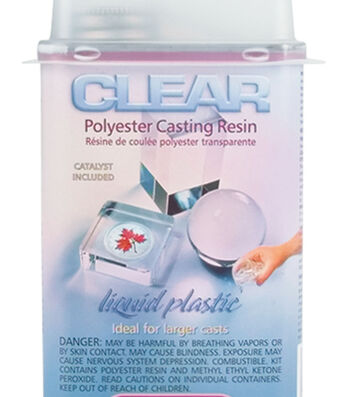 Environmental Technology Castin'Craft 16 oz. Polyester Casting Resin