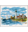 RTO Seaside Beauty Counted Cross Stitch Kit