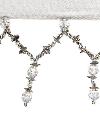 Conso 1-3/4in Sage/crystal Diamond Fring