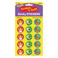 Fabulous Farm-Honey Stinky Stickers 12 Packs