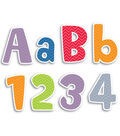 Chevron Solids 4\u0022 Designer Letters