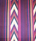 Home Essentials Lightweight Decor Fabric 45\u0022-Nevada Chevron Stripe
