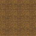 Keepsake Calico Glitter Cotton Fabric-Brown Haystack
