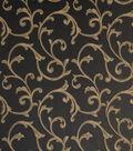 Home Decor 8\u0022x8\u0022 Fabric Swatch-Upholstery Fabric Eaton Square Upscale Ebony