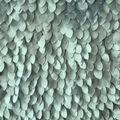 Sew Sweet Dahlia Die Cut Petals Taffeta Fabric-Illusion Blue
