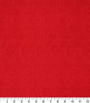 Keepsake Calico Cotton Fabric -Red