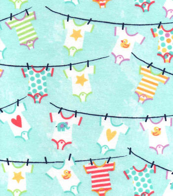 Snuggle Flannel Fabric 42''-Baby Clothes