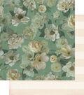 Heidi Swapp Magnolia Jane Double-Sided Cardstock 12\u0022X12\u0022-Miss Jane