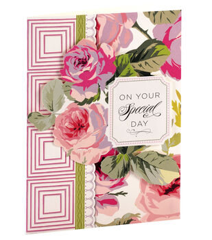 Anna Griffin Card Kit Wedding Grace