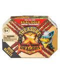 Treasure X Mini Beast Quest For Dragons Gold Single Packs