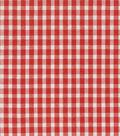 Home Decor 8\u0022x8\u0022 Fabric Swatch-PKL Double Check Poppy