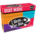 Teacher Created Resources I Have, Who Has Sight Words Game, Grade K