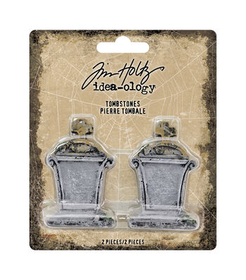 Tim Holtz Idea-ology Halloween-Tombstones