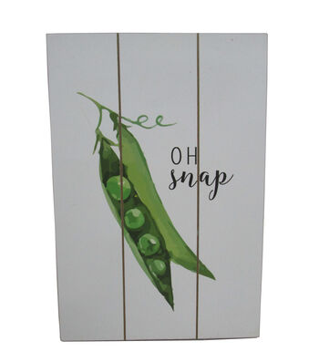 Simply Spring Wall Decor-Oh Snap