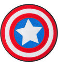 Marvel Comics Captian America Sheild Iron-On Applique