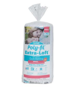 Poly-Fil Extra-Loft Crib Size Quilt Batting