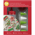 Wilton Holiday 18pc Cookie Decorating Set
