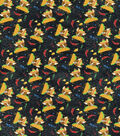 Snuggle Flannel Fabric-Fiesta Puppy